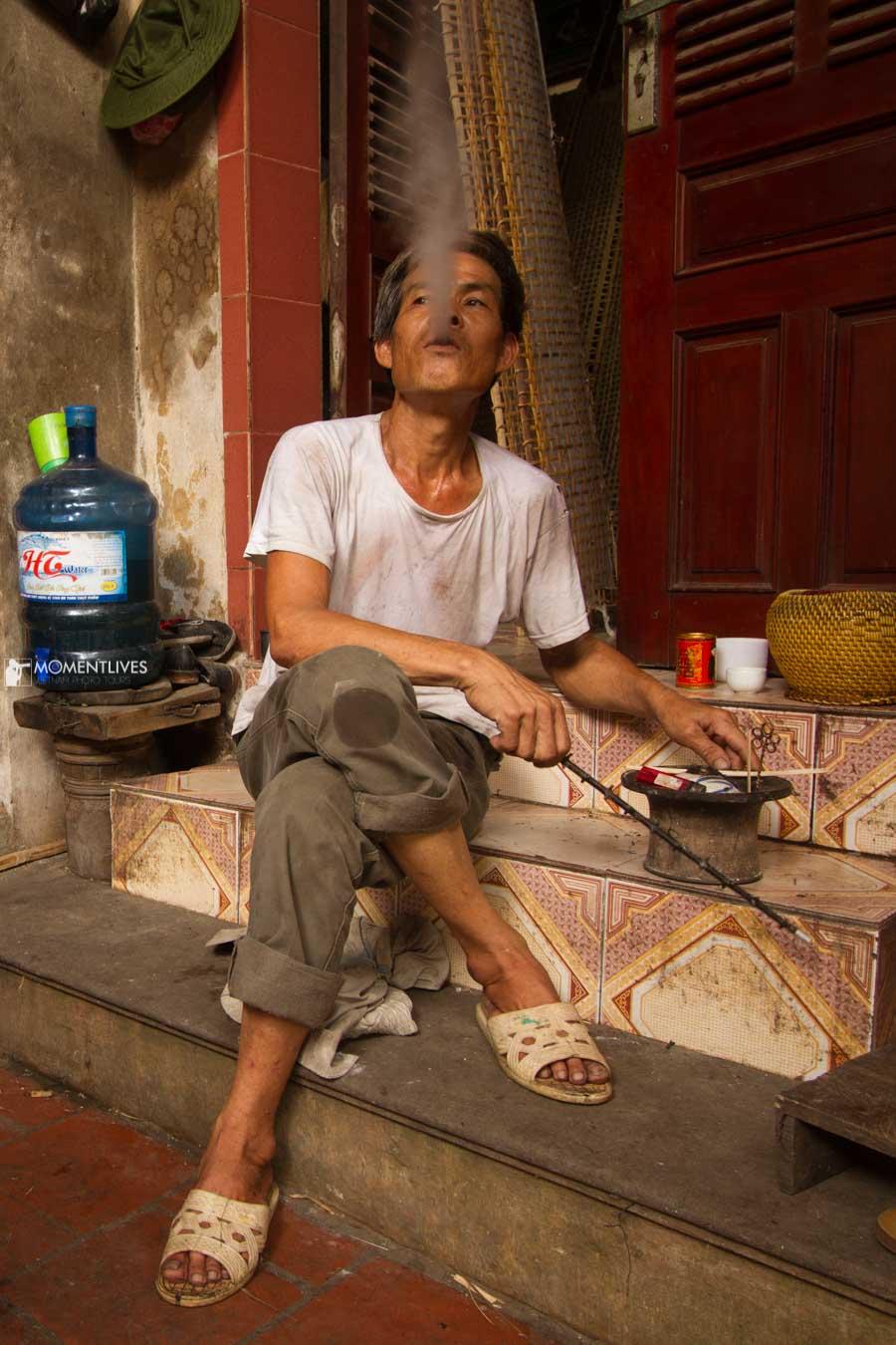 Smoking-man