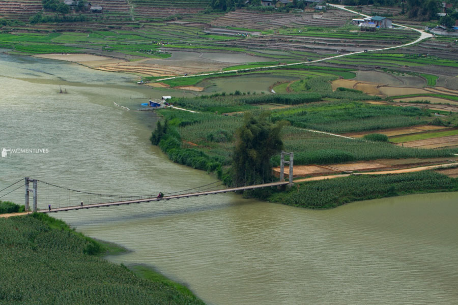 Countryside of Nam Dam