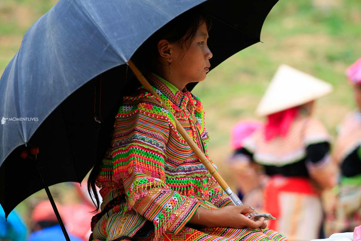Market photography tour to Bac Ha, Lao Cai