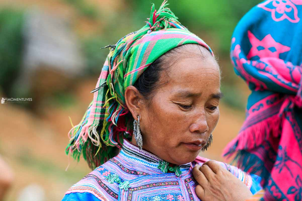 Photography tour to Bac Ha market, Vietnam