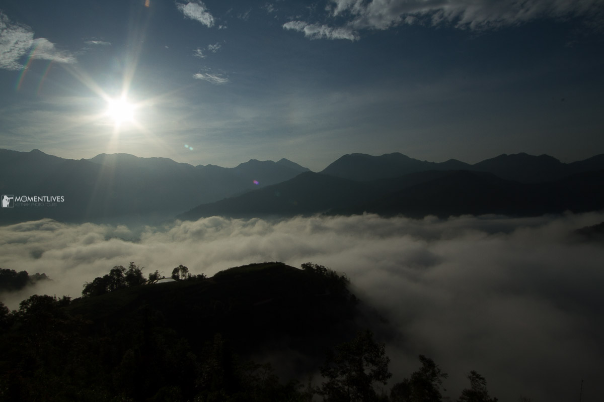 Ha Giang beautiful landscape for photography