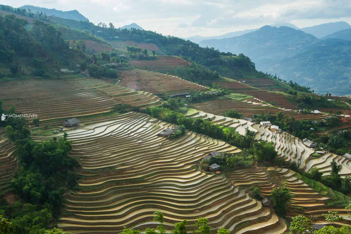 Travel to Ha Giang for photography