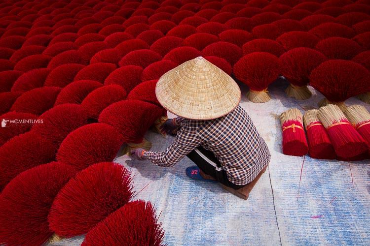 Quang Phu Cau incense sticks