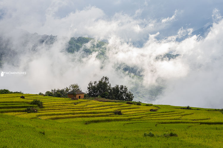 Vietnam photography tour - cloudscape