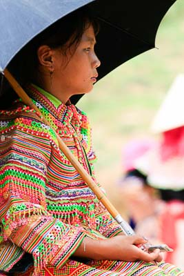 Photography tour to Bac Ha market
