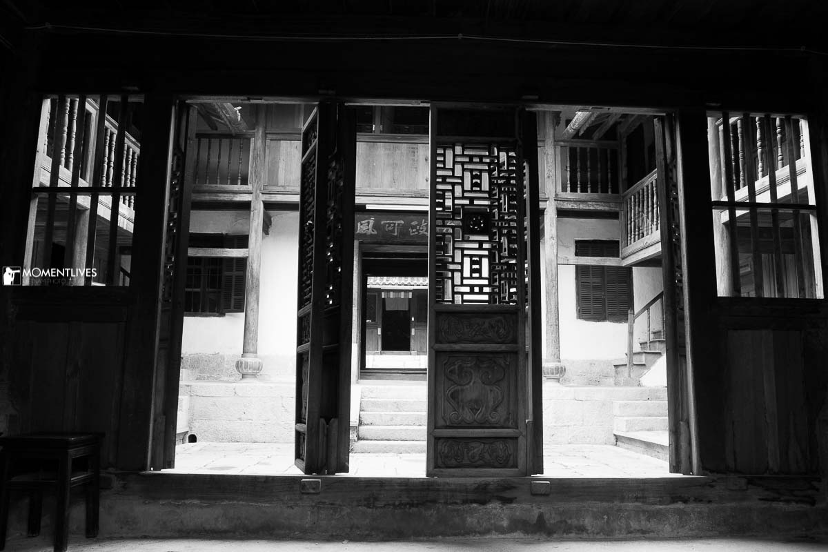 H'mong king house in Dong Van