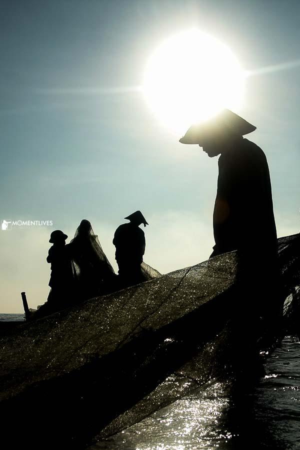 Nam Dinh fishing community