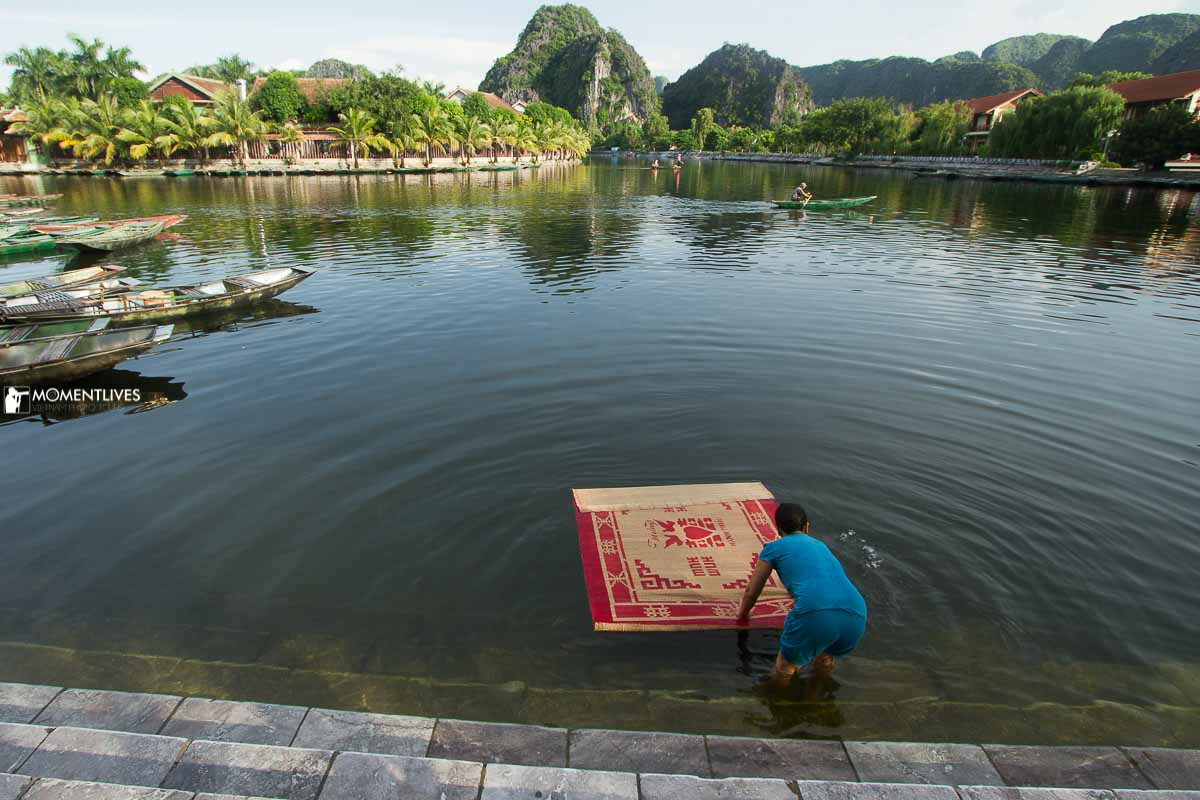Travel photography Ninh Binh, Vietnam