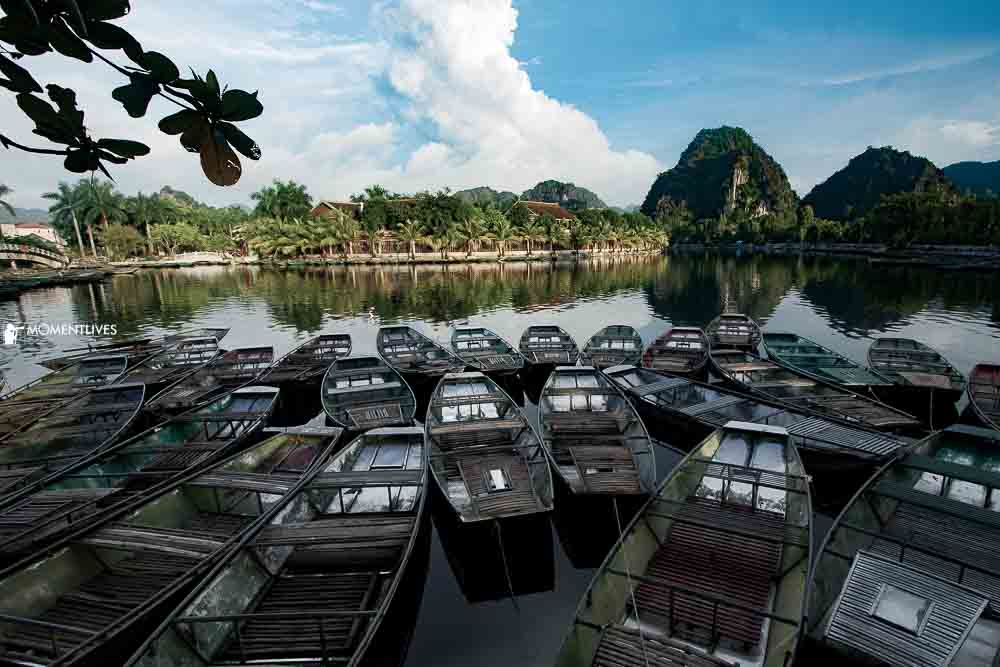 Photography tour to Tam Coc, Ninh Binh
